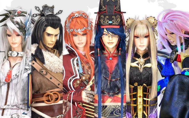 Event - Thunderbolt Fantasy 東離劍遊紀2